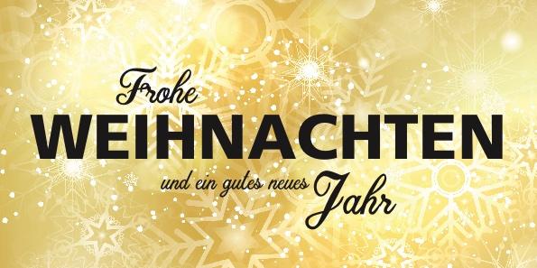 Weihnachtspostkarte FREY PRINT + MEDIA 2018